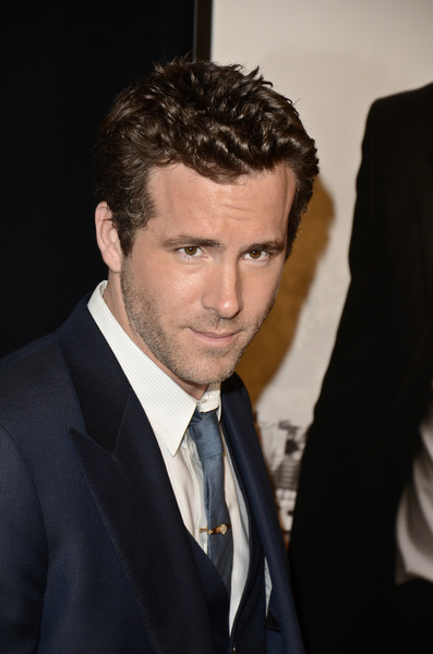 """""""Safe House"""" PremiereRyan Reynolds2-7-2012 / SVA Theater / Universal Pictures / New York NY / Photo by Eric Reichbaum - Image 24172_0282"""