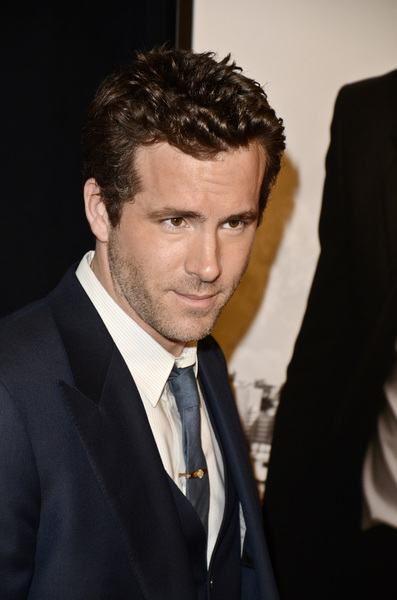 """""""Safe House"""" PremiereRyan Reynolds2-7-2012 / SVA Theater / Universal Pictures / New York NY / Photo by Eric Reichbaum - Image 24172_0283"""