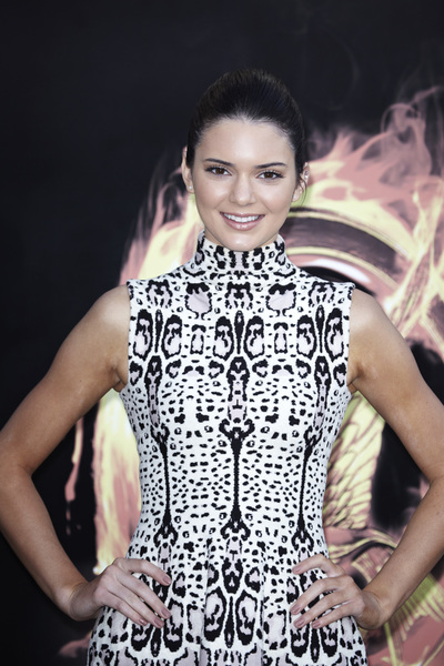 """""""The Hunger Games"""" PremiereKendall Jenner3-12-2012 / Nokia Theater LA Live / Lionsgate / Los Angeles CA / Photo by Benny Haddad - Image 24191_0057"""