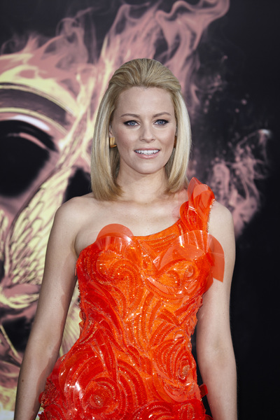 """The Hunger Games"" PremiereElizabeth Banks3-12-2012 / Nokia Theater LA Live / Lionsgate / Los Angeles CA / Photo by Benny Haddad - Image 24191_0132"