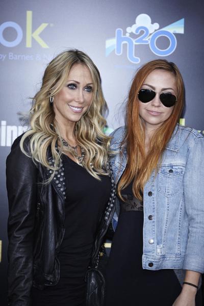 """The Hunger Games"" PremiereTish Cyrus, Brandi Cyrus3-12-2012 / Nokia Theater LA Live / Lionsgate / Los Angeles CA / Photo by Benny Haddad - Image 24191_0134"