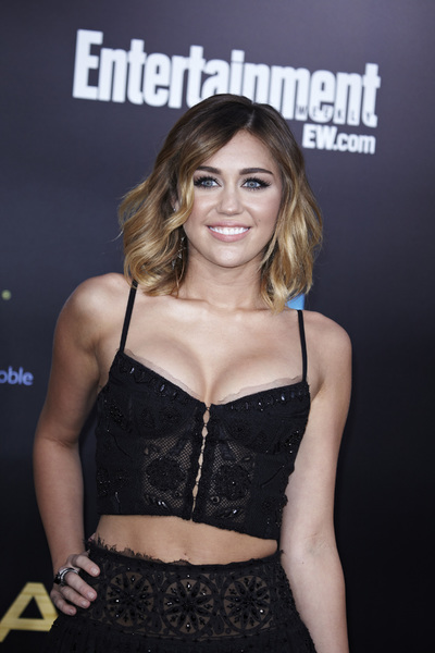 """The Hunger Games"" PremiereMiley Cyrus3-12-2012 / Nokia Theater LA Live / Lionsgate / Los Angeles CA / Photo by Benny Haddad - Image 24191_0137"