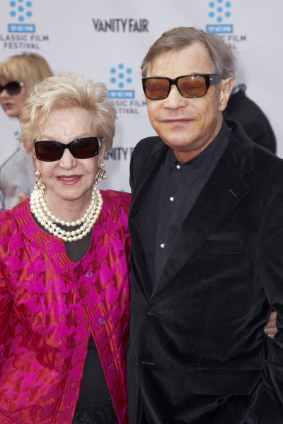 """40th Anniversary Restoration of Cabaret"" Premiere Michael York, Patricia McCallum4-12-2012 / Grauman Chinese Theater / TCM Film Festival / Hollywood CA / Photo by Kevin Kozicki - Image 24206_0105"