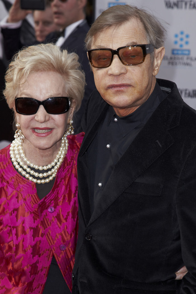"""40th Anniversary Restoration of Cabaret"" Premiere Michael York, Patricia McCallum4-12-2012 / Grauman Chinese Theater / TCM Film Festival / Hollywood CA / Photo by Kevin Kozicki - Image 24206_0106"