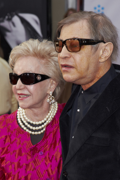 """40th Anniversary Restoration of Cabaret"" Premiere Michael York, Patricia McCallum4-12-2012 / Grauman Chinese Theater / TCM Film Festival / Hollywood CA / Photo by Kevin Kozicki - Image 24206_0107"