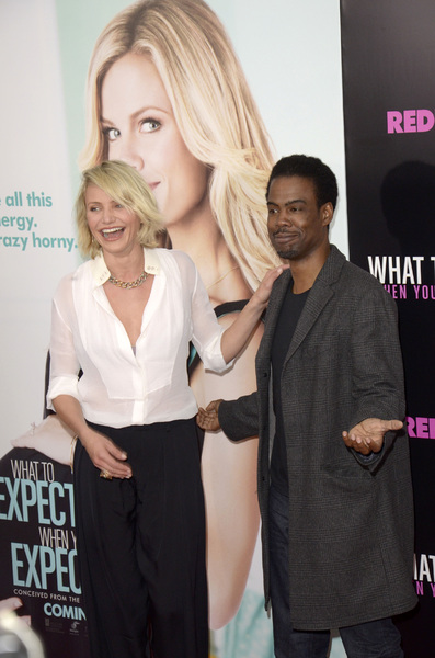 """What to Expect When You Are Expecting"" Premiere Cameron Diaz, Chris Rock5-8-2012 / AMC Lincoln Square Theater / Lions Gate / New York NY / Photo by Eric Reichbaum - Image 24215_055"