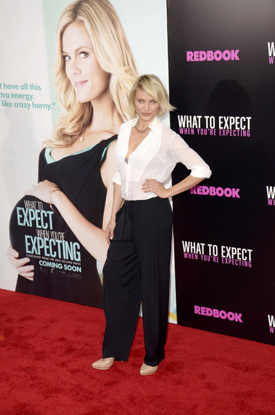 """""""What to Expect When You Are Expecting"""" Premiere Cameron Diaz5-8-2012 / AMC Lincoln Square Theater / Lions Gate / New York NY / Photo by Eric Reichbaum - Image 24215_063"""