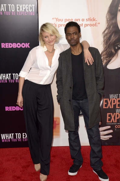 """What to Expect When You Are Expecting"" Premiere Cameron Diaz, Chris Rock5-8-2012 / AMC Lincoln Square Theater / Lions Gate / New York NY / Photo by Eric Reichbaum - Image 24215_081"