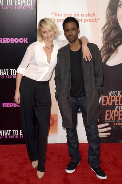 """""""What to Expect When You Are Expecting"""" Premiere Cameron Diaz, Chris Rock5-8-2012 / AMC Lincoln Square Theater / Lions Gate / New York NY / Photo by Eric Reichbaum - Image 24215_082"""