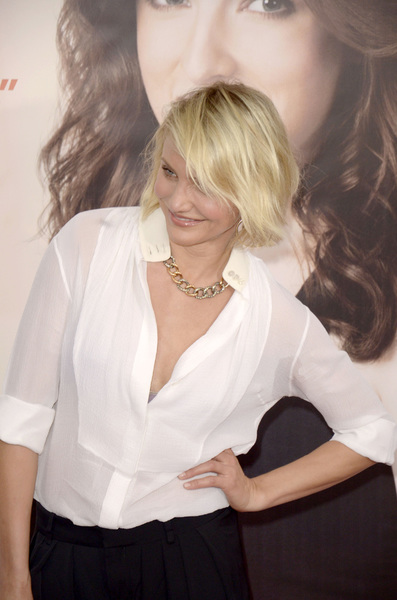"""What to Expect When You Are Expecting"" Premiere Cameron Diaz5-8-2012 / AMC Lincoln Square Theater / Lions Gate / New York NY / Photo by Eric Reichbaum - Image 24215_103"