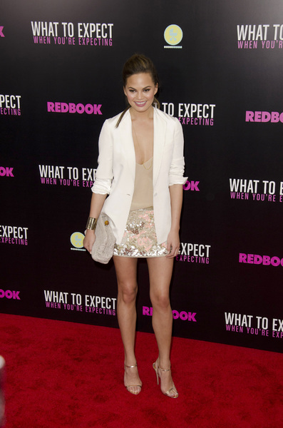 """""""What to Expect When You Are Expecting"""" Premiere Chrissy Teigan5-8-2012 / AMC Lincoln Square Theater / Lions Gate / New York NY / Photo by Eric Reichbaum - Image 24215_270"""