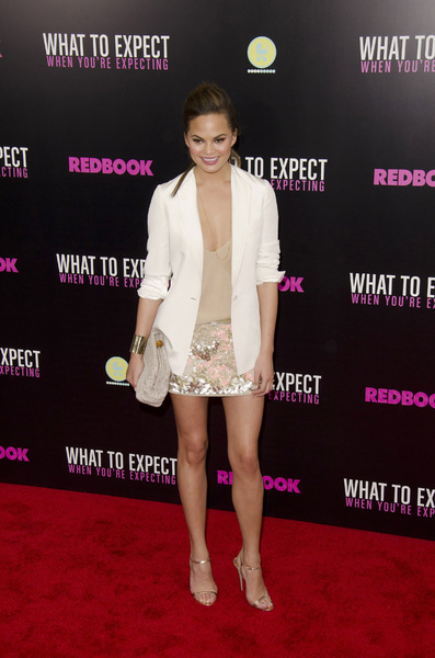 """""""What to Expect When You Are Expecting"""" Premiere Chrissy Teigan5-8-2012 / AMC Lincoln Square Theater / Lions Gate / New York NY / Photo by Eric Reichbaum - Image 24215_271"""