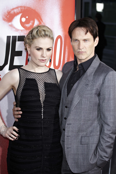 """""""True Blood"""" Premiere Anna Paquin and Stephen Moyer5-30-2012 / Cinerama Dome / HBO / Hollywood CA / Photo by Benny Haddad - Image 24219_0175"""