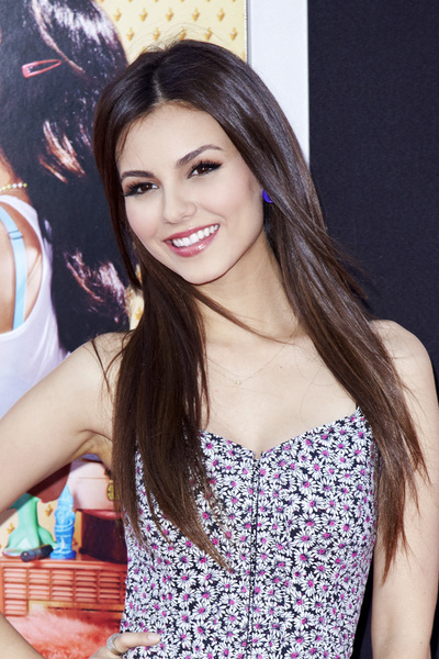 """Katy Perry: Part of Me"" Premiere Victoria Justice6-26-2012 / Grauman"