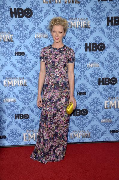 """Boardwalk Empire"" Premiere Gretchen Mol9-5-2012 / Ziegfeld Theater / HBO / New York NY / Photo by Eric Reichbaum - Image 24251_0182"