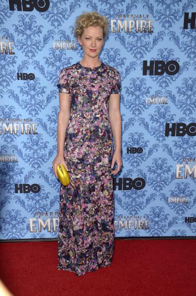 """Boardwalk Empire"" Premiere Gretchen Mol9-5-2012 / Ziegfeld Theater / HBO / New York NY / Photo by Eric Reichbaum - Image 24251_0189"