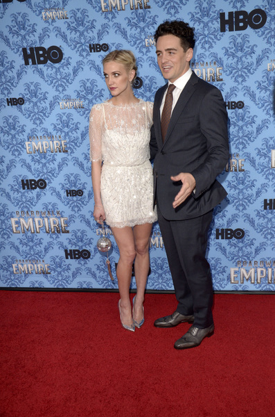 """""""Boardwalk Empire"""" Premiere Ashlee Simpson, Vincent Piazza9-5-2012 / Ziegfeld Theater / HBO / New York NY / Photo by Eric Reichbaum - Image 24251_0195"""