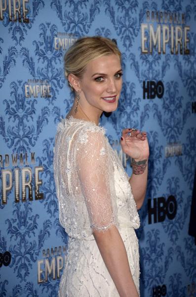 """Boardwalk Empire"" Premiere Ashlee Simpson9-5-2012 / Ziegfeld Theater / HBO / New York NY / Photo by Eric Reichbaum - Image 24251_0204"