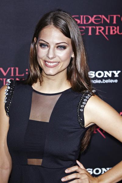 """Resident Evil: Retribution"" Premiere Julia Voth9-12-2012 / Regal Cinemas L.A. Live / Screen Gems / Los Angeles CA / Photo by Benny Haddad - Image 24252_0068"