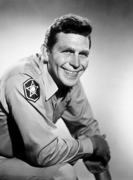 """""""Andy Griffith Show, The""""Andy Griffith1960 CBSPhoto by Gabi RonaMPTV - Image 2425_0104"""