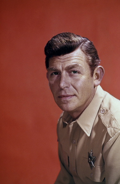 """""""The Andy Griffith Show""""Andy Griffithcirca 1965© 1978 Glenn Embree - Image 2425_0190"""