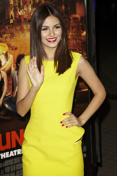 """""""Fun Size"""" PremiereVictoria Justice10-25-2012 / Paramount Theater / Hollywood CA / Paramount Pictures / Photo by Kevin Kozicki - Image 24257_0110"""