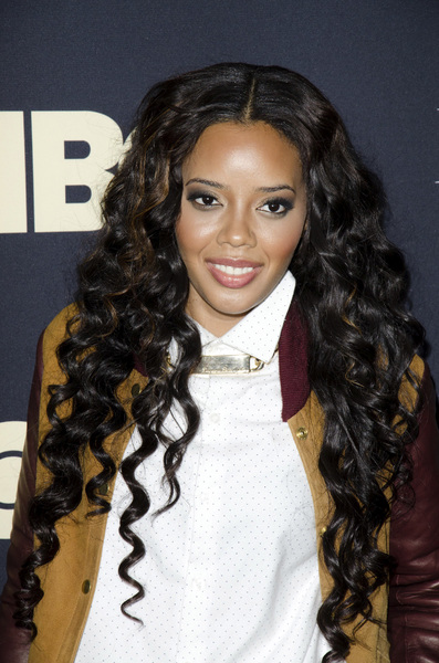 """Beyonce: Life is But a Dreamî PremiereAngela Simmons2-12-2013 / Ziegfeld Theater / New York NY / HBO / Photo by Eric Reichbaum - Image 24261_077"
