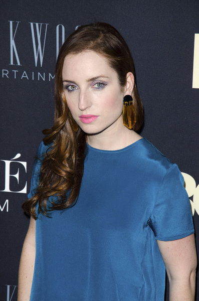 """""""Beyonce: Life is But a Dreamî PremiereZoe Lister Jones2-12-2013 / Ziegfeld Theater / New York NY / HBO / Photo by Eric Reichbaum - Image 24261_324"""