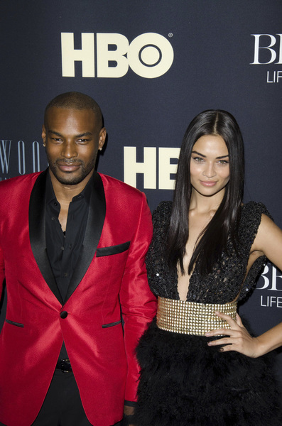 """""""Beyonce: Life is But a Dreamî PremiereTyson Beckford, Shanina Shaik2-12-2013 / Ziegfeld Theater / New York NY / HBO / Photo by Eric Reichbaum - Image 24261_439"""