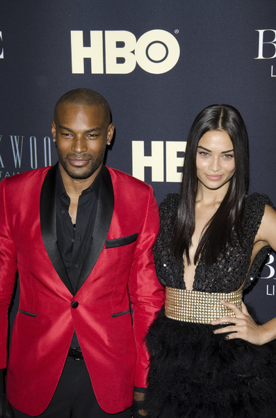 """Beyonce: Life is But a Dreamî PremiereTyson Beckford, Shanina Shaik2-12-2013 / Ziegfeld Theater / New York NY / HBO / Photo by Eric Reichbaum - Image 24261_440"