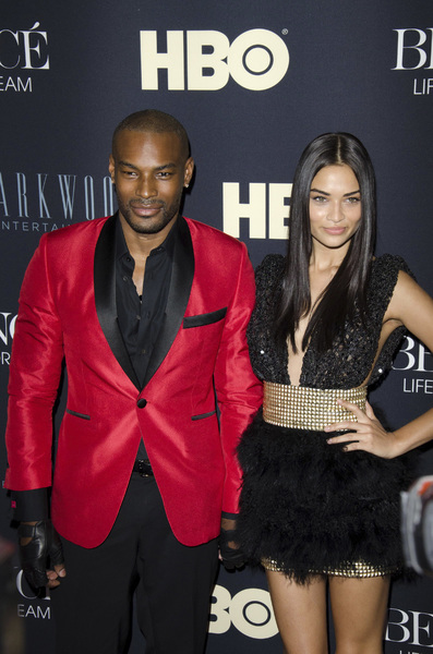 """Beyonce: Life is But a Dreamî PremiereTyson Beckford, Shanina Shaik2-12-2013 / Ziegfeld Theater / New York NY / HBO / Photo by Eric Reichbaum - Image 24261_441"