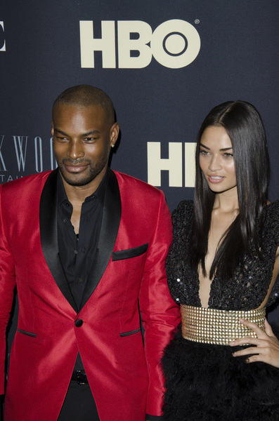 """""""Beyonce: Life is But a Dreamî PremiereTyson Beckford, Shanina Shaik2-12-2013 / Ziegfeld Theater / New York NY / HBO / Photo by Eric Reichbaum - Image 24261_442"""