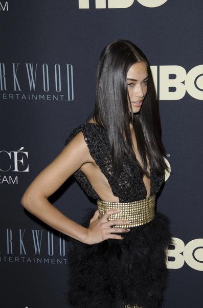 """Beyonce: Life is But a Dreamî PremiereShanina Shaik2-12-2013 / Ziegfeld Theater / New York NY / HBO / Photo by Eric Reichbaum - Image 24261_459"