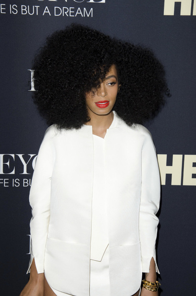 """""""Beyonce: Life is But a Dreamî PremiereSolange Knowles2-12-2013 / Ziegfeld Theater / New York NY / HBO / Photo by Eric Reichbaum - Image 24261_497"""