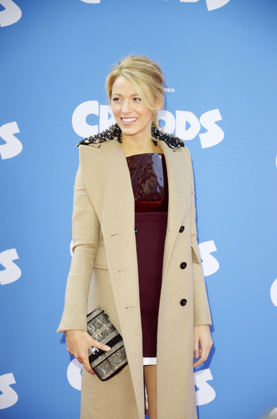 """""""The Croods"""" Premiere Blake Lively 3-10-2013 / AMC Loews Lincoln Square Theater / New York NY / Dreamworks / Photo by Eric Reichbaum - Image 24266_216"""