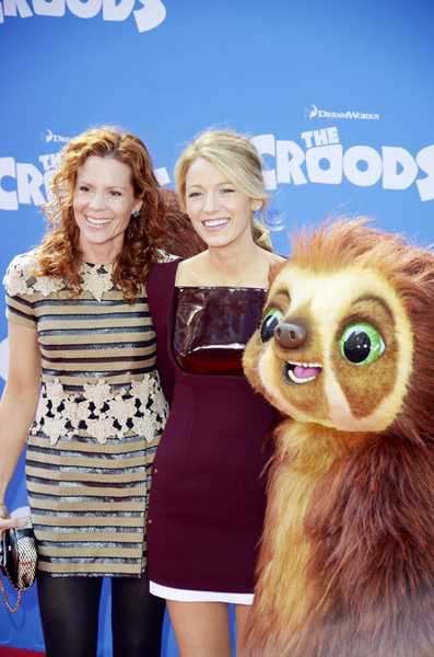 """""""The Croods"""" Premiere Robyn Blakely, Blake Lively 3-10-2013 / AMC Loews Lincoln Square Theater / New York NY / Dreamworks / Photo by Eric Reichbaum - Image 24266_229"""