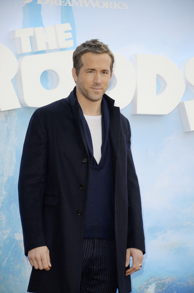 """""""The Croods"""" Premiere Ryan Reynolds 3-10-2013 / AMC Loews Lincoln Square Theater / New York NY / Dreamworks / Photo by Eric Reichbaum - Image 24266_57"""