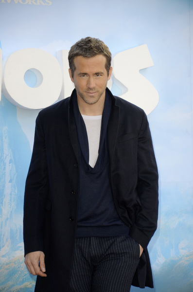 """""""The Croods"""" Premiere Ryan Reynolds 3-10-2013 / AMC Loews Lincoln Square Theater / New York NY / Dreamworks / Photo by Eric Reichbaum - Image 24266_69"""