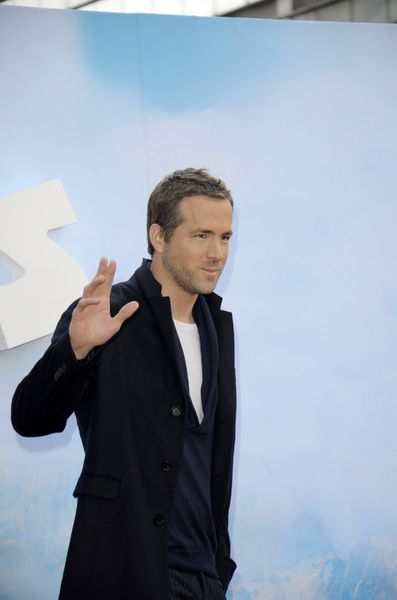 """The Croods"" Premiere Ryan Reynolds 3-10-2013 / AMC Loews Lincoln Square Theater / New York NY / Dreamworks / Photo by Eric Reichbaum - Image 24266_80"