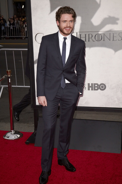 """Games of Thrones"" PremiereRichard Madden3-18-2013 / TCL Chinese Theater / Hollywood CA / HBO / Photo by Kevin Kozicki - Image 24267_0064"