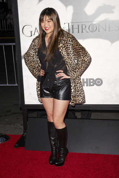 """""""Games of Thrones"""" PremiereJenna Ushkowitz3-18-2013 / TCL Chinese Theater / Hollywood CA / HBO / Photo by Kevin Kozicki - Image 24267_0106"""