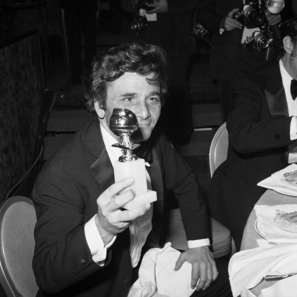 Peter Falk at the Golden Globe Awards1973** B.D.M. - Image 24293_0074