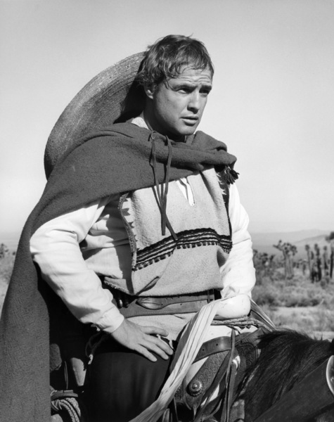 "Marlon Brando in ""The Appaloosa""1966 Universal** B.D.M. - Image 24293_0110"