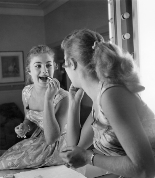 Shirley Jones at 20th Century-Fox1955© 1978 Sid Avery - Image 24293_0164