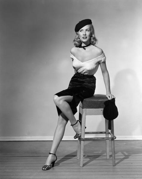 "Joyce Holden in ""Girls in the Night""1953 Universal** B.D.M. - Image 24293_0358"