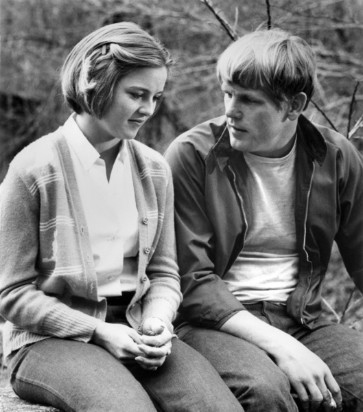 "Robin Mattson and Nick Nolte in ""Return to Macon County""1975 AIP** B.D.M. - Image 24293_0410"
