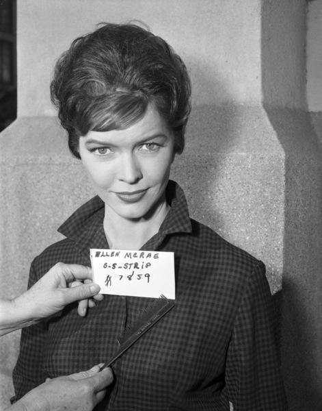 Ellen McRae (aka Ellen Burstyn)circa 1961** B.D.M. - Image 24293_0682