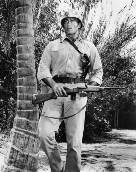 """Clint Walker in """"None But the Brave""""1965 Warner Bros.** B.D.M. - Image 24293_0978"""