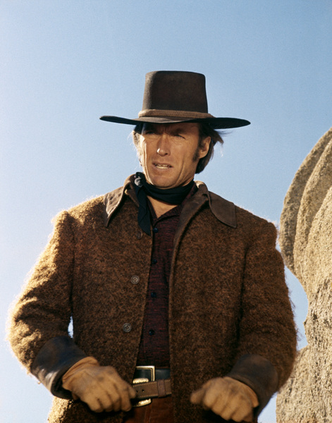 "Clint Eastwood in ""Joe Kidd""1972 Universal** B.D.M. - Image 24293_1074"