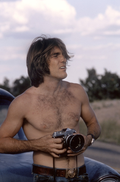 "Dennis Wilson in ""Two-Lane Blacktop""1971 Universal** B.D.M. - Image 24293_1277"